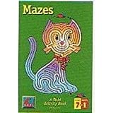 Mazes Buki Activity Book by Buki