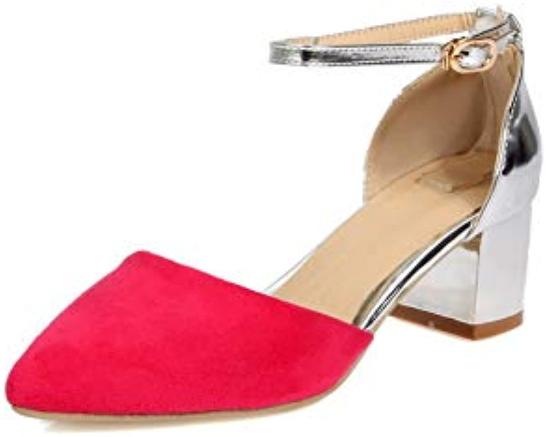 Monsieur Madame Aimint   EYR00078,  Aimint s Compensées FemmeB07G73JZSTParent Bonne réputation mondiale Solde de fin d'année Liste des chaussures de marée 4cfd98