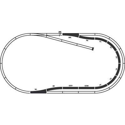 Piko-55320-Modlisme-Ferroviaire-H0-A-coffret-De-Rail-C