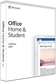 Microsoft Office Home and Student 2019 Lifetime for MAC