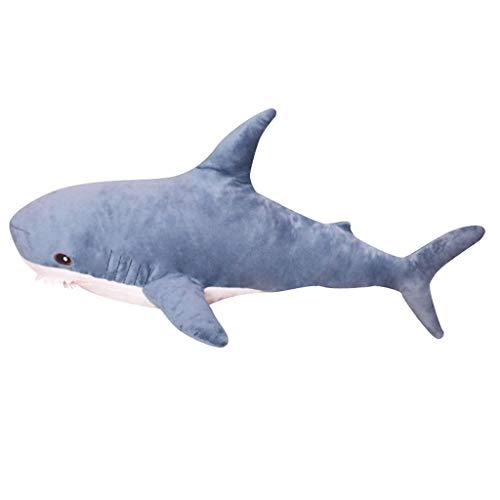 ie-Puppe gefüllte Tiere, Kissen Sea Jaws Kissen, weiches Tier gefüllte Tiere, geeignet für Heim und Büro, super weich und hübsch Plüsch ()