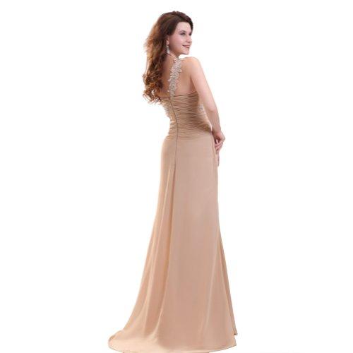 Sunvary tesoro colletto elegante Mini Abito corto da Cocktail, Prom Gowns Regency