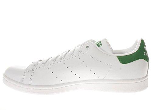 adidas Handball Spezial Unisex-Erwachsene Laufschuhe weiß / grün