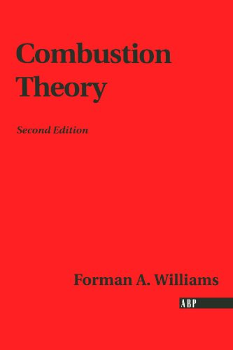 Combustion Theory (Combustion Science and Engineering)