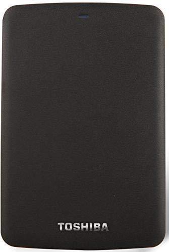 Toshiba Canvio Basics 1TB External Hard Disk HDTB310AK3AA Black Price in India