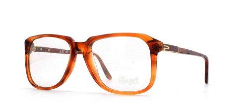 Persol Herren Brillengestell Orange orange
