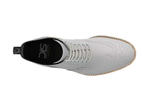 DIS - Colombo – Wingtip Boot – Homme Blanc