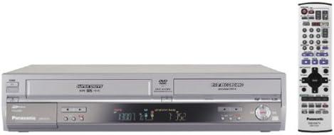 Panasonic, Progressive-Scan-DVD-Rekorder-VCR-Kombi, DMR-E75VS, wiederaufbereitet