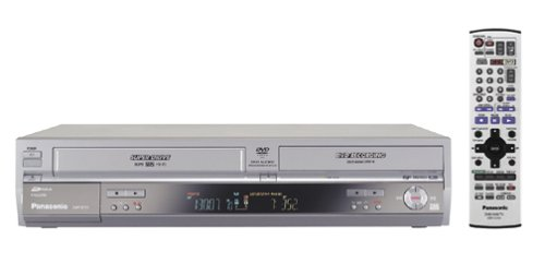 Panasonic DMR-E75VS DVD VHS Recorder