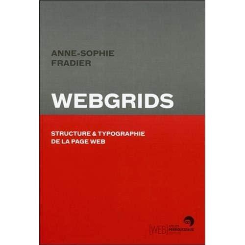 Webgrids - structure et typographie de la page web