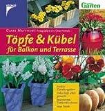 Töpfe & Kübel für Balkon und Terrasse