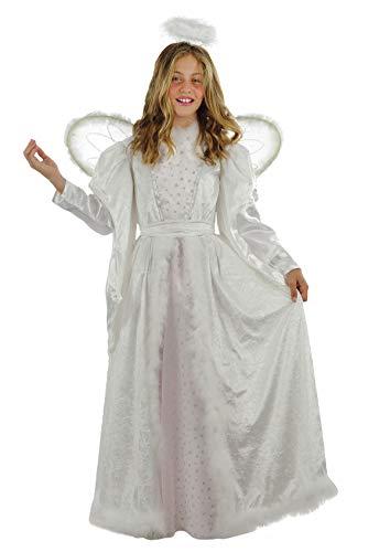 Chiber Disfraces Engel Kostüm, Engelskostüm, Engelkostüm für Kinder (3-4 Jahre) (Kinder Kostüm Engel Gabriel)