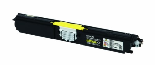 Preisvergleich Produktbild Epson C13S050558 Aculaser C1600/ CX16 Tonerkartusche gelb Standardkapazität 1.600 Seiten