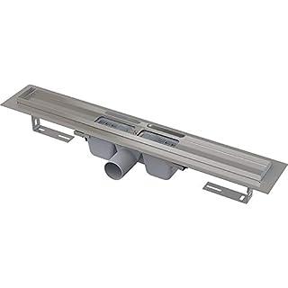 Exclusive Stainless Steel Shower Gutter Drain/Run-Off ALCA Plast-DN 50-900mm