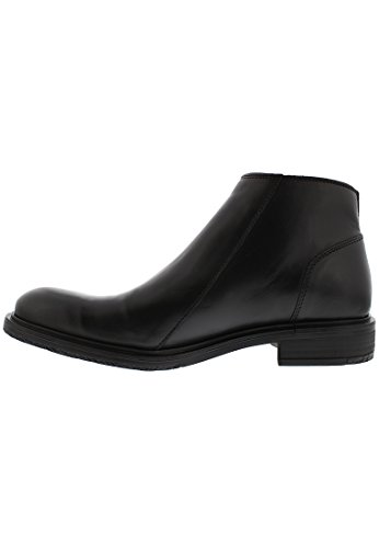 FLY London Herren Uagi227fly Chelsea Boots Schwarz (Black)