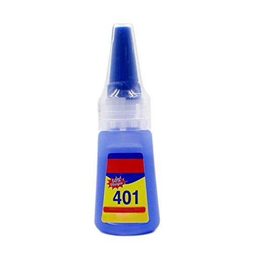 Crewell 401Rapid Fix Fast adesivo 20g colla istantanea super forte multifunzione per colla