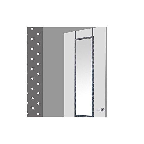 Espejo-para-puerta-gris-con-lunares-37x2x128