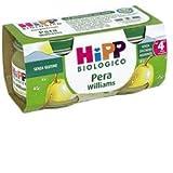 Hipp Omogenizzato Pera Williams 2x 80 g