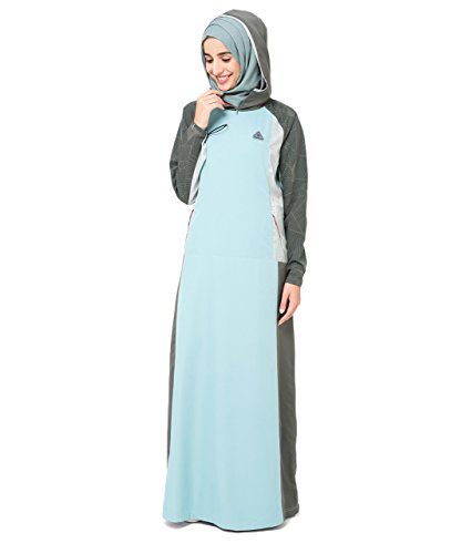 Silk Route Hooded Islamic Jilbab Abaya Burka
