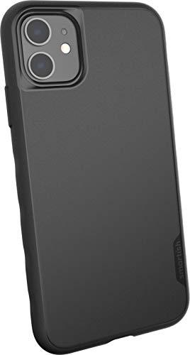 """Silk Smartish Apple iPhone 11 (6.1\"""") Grip Case Hülle - BASE GRIP Bumper - Leichte, schlanke Schutzhülle - \""""Kung Fu Grip\"""" - Black Tie Affair - SLK-BG19M-BLACK"""