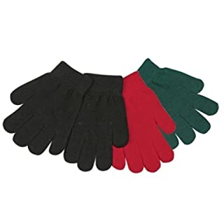 Kinco 035117002029 Kids Magic Stretch Knit Work Gloves, Single Pair by KINCO INTERNATIONAL