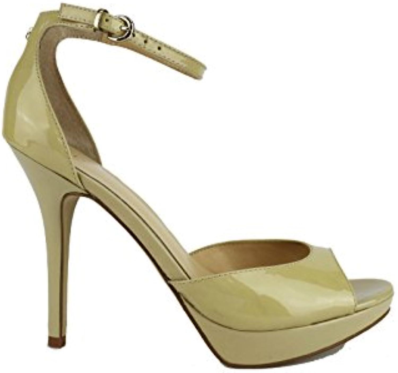 Guess  Damen Sandalen beige beige 2018 Letztes Modell  Mode Schuhe Billig Online-Verkauf