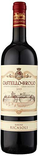 Barone Ricasoli 2013/2015 Castello di Brolio Chianti Classico Gran Selezione DOCG Red Wine, 75 cl