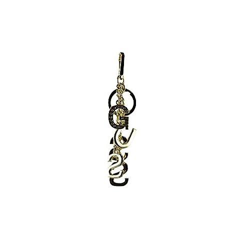 GUESS - Schlüsselanhänger, RWNOT3P7401-GOL