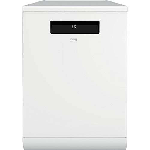 Beko DEN48420WDOS lave-vaisselle Autonome 14 places A++ - Lave-vaisselles (Autonome, Blanc, Taille maximum (60 cm), Noir, LCD, panier)