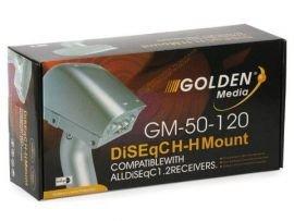 Diseqc motor golden media gm 50-120