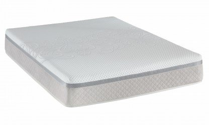 Memory-schaum Sealy (Sealy Hybrid Classic Gel-Memory-Schaum Matratze 180x200)