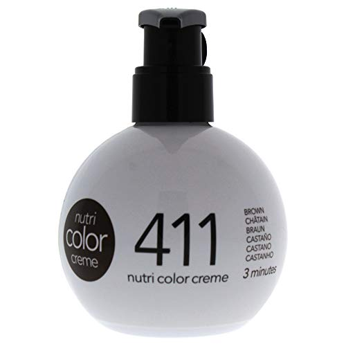 NUTRI COLOR CREME 411 CASTAÑO 250 ML