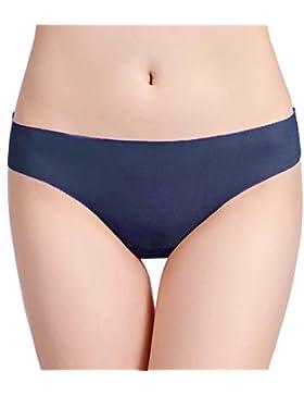 [Patrocinado]Mujer Sexy EláStico Ropa Interior Slip Bragas,Winwintom Ropa Interior LenceríA Sexy,Tanga Body Natural Mujer,Tanga...