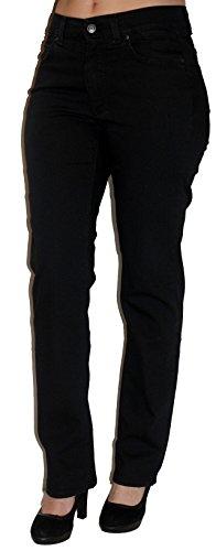 """Angels Damen Jeans """"Cici 74"""" black (85) 44/30"""