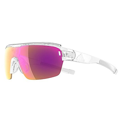 adidas Performance Sonnenbrille Zonyk Aero Pro Weiss/orange (903) 000