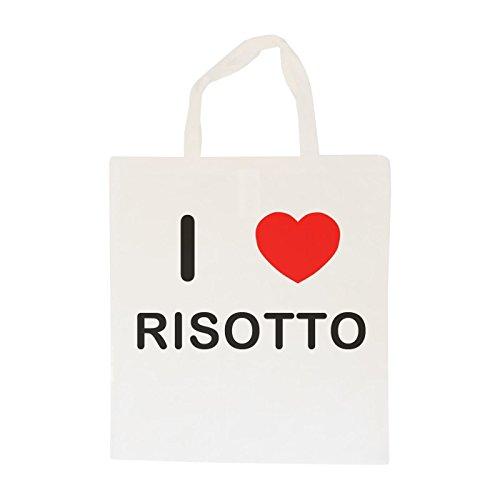 I Love Risotto - Cotton Tote Bag