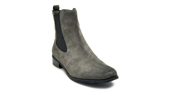 7f9a7a2613c22 FUGITIVE ROLE (Gris) - Bottines Femme - Taille 37  Amazon.fr  Chaussures et  Sacs