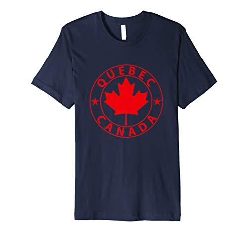 Quebec Kanada T-Shirt gebraucht kaufen  Wird an jeden Ort in Deutschland