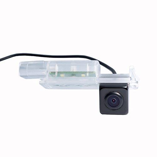 Sincere facile da installare DIY Back Up telecamera di visione notturna Targa LED proiettore di alta impermeabile 2013VW CC Scirocco Golf 7(compresi Lampada Board) modello: hs8288