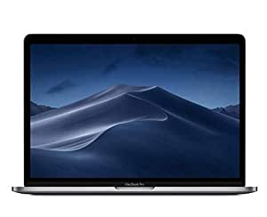 "Apple MacBook Pro (13"" Retina, Touch Bar, 2.3GHz Quad-Core Intel Core i5, 8GB RAM, 256GB SSD) - Space Grey (Latest Model)"