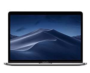 Apple MacBook Pro (13 Zoll mit Touch Bar, 2,3GHz Quad‑Core Intel Corei5 Prozessor der 8.Generation, 256 GB) - Space Grau