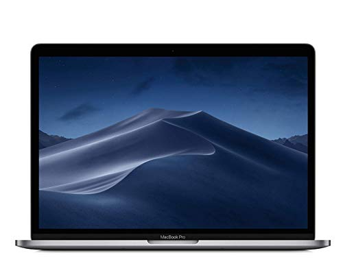 Apple MacBook Pro (13 Zoll mit Touch Bar, 2,3 GHz Quad‑Core Intel Core i5 Prozessor der 8. Generation, 256 GB) - Space Grau