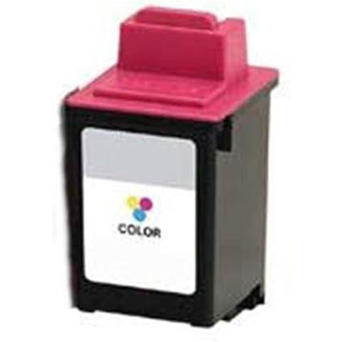 Cartuccia compatibile inkjet #80 quadricromia - Reprint - Lexmark Stampante Color Jetprinter 3200 - Inkjet, Lexmark Stampante Color Jetprinter 5000 - Inkjet, Lexmark Stampante Color Jetprinter 5700 - Inkjet, Lexmark Stampante Color Jetprinter 5770 - Inkjet, Lexmark Stampante Color Jetprinter 7000 - Inkjet, Lexmark Stampante Color Jetprinter 7200 - Inkjet, Lexmark Stampante Color Jetprinter 7200V - Inkjet, Lexmark Stampante Color Jetprinter Z11 - Inkjet, Lexmark Stampante Color Jetprinter Z31 - I