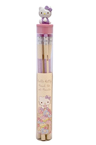 Image of Hello Kitty Pencil Set