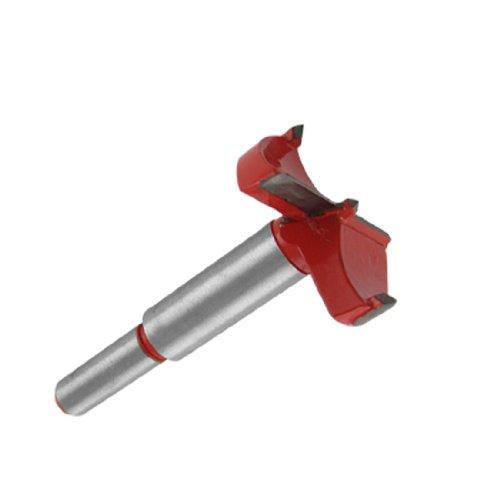 Sourcingmap a10092000ux0161 40 mm Dia Metall bestückter Grundschneide Hinge Boring Bohrer Bit