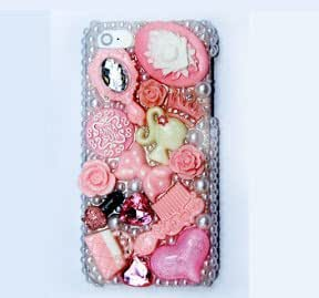 Blingthing Pretty in Pink Embelished Mobile Cases for Samsung Galaxy Note 3