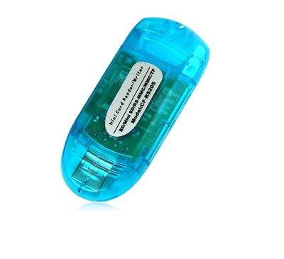 M L Mobiles/_amp; ®/Kartenlesegerät für SD/SDHC Memory Cards, SD, SDHC, Mini-Adattatore) (SD/microSD/microSDHC/Adattatore (Transflash), MMC/MMC, RS-MMC, II