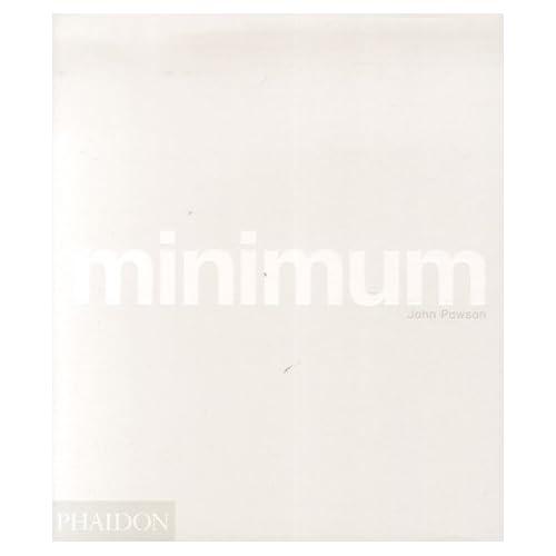 Minimum (Ancien prix éditeur  : 39,95  euros)