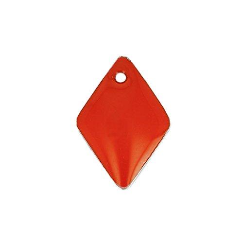 rombi-in-smalto-epossidico-15-mm-rosso-x8
