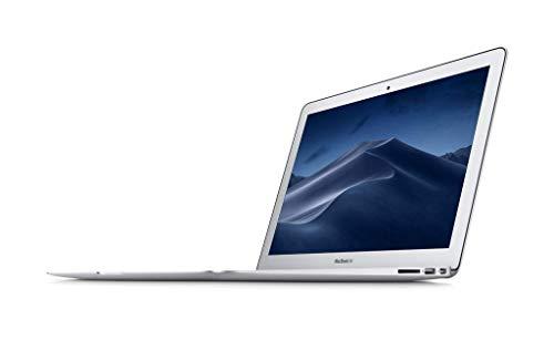 Apple Macbook Air (13″, Processore Intel Core i5 dual-core a 1,8GHz, 128GB) – Argento (Modello Precedente)